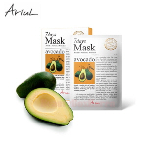 ARIUL 7days Mask 20g*7ea