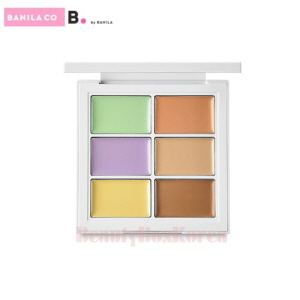 B BY BANILA  CC IT Radiant Color Palette 9.5g