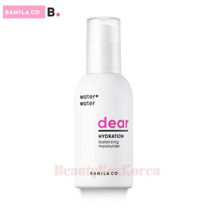 B BY BANILA Water Water+ Dear Hydration Balancing Moisturizer 70ml
