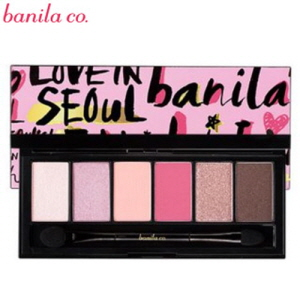 BANILA CO Fall In Seoul Eye Shadow 5.8g, Banila Co.