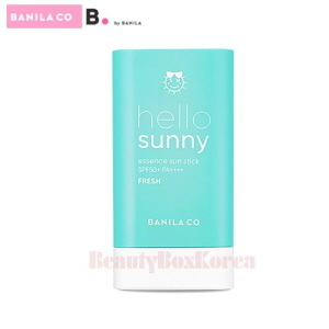 BANILA CO Hello Sunny Essence Sun Stick Fresh SPF50+PA++++ 18.5g