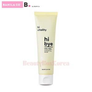 BANILA CO Hi Bye Vita-Peel Exfoliating Scrub 100ml