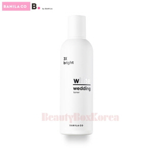 BANILA CO White Wedding Toner 220ml