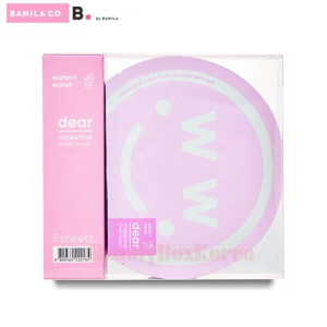 BANILA CO. Dear Hydration Sheet Mask 27ml*5ea