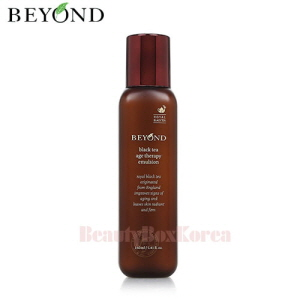 BEYOND Black Tea Age Therapy Emulsion 160ml