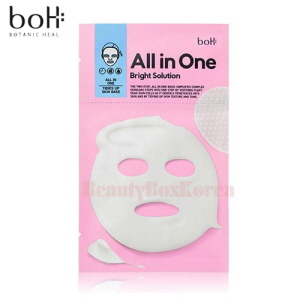 BOTANIC HEAL BOH All In One Bright Solution 25g + 7g
