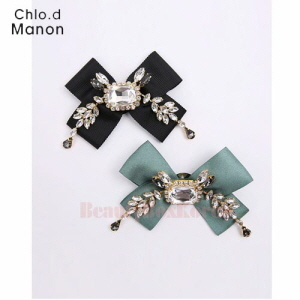 CHLO.D MANON  Ribbon Cubic Broach 1ea