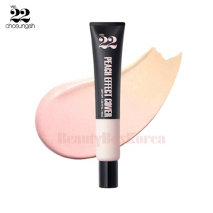 CHOSUNGAH 22 Peach Effect Cover SPF 31 PA++ 35ml