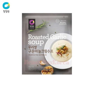 CHUNGJUNGONE  Garlic Korean Rice Soup 60g*10ea