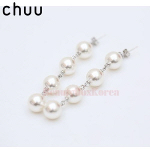 CHUU Impressed By You Earrings 1pair