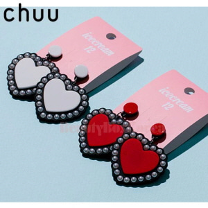 CHUU Last Hope Earrings 1pair