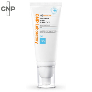 CNP Sensitive Mild Sunblock (SPF35/PA++) 50ml, CNP Laboratory