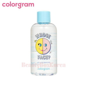 COLORGRAM Whose Face Lip & Eye Remover 220ml