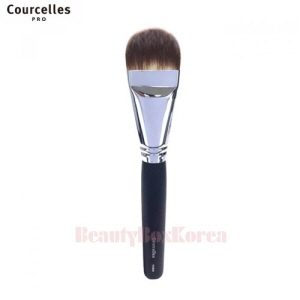 COURCELLES Foundation Brush No.22 1ea