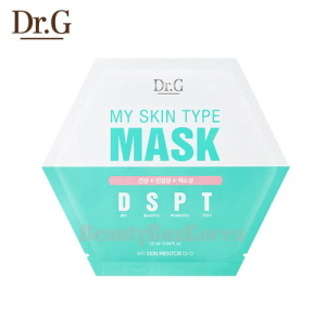 DR.G My Skin Type Mask 25ml (DSPT)
