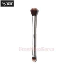 ESPOIR Cheek & Shadow Dual Brush 1ea [2017 New Coralude Spring Collection]