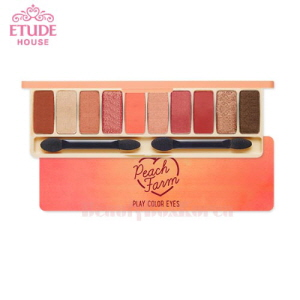 ETUDE HOUSE Play Color Peach Farm 1g*10