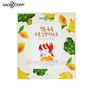 GAONDODAM Pure Family Mask 10ml (For Kids)