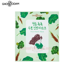 GAONDODAM Pure Family Mask 15ml (For Mom)