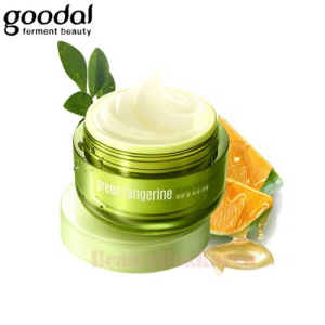 GOODAL Green Tangerine Honey Moist Cream 50ml