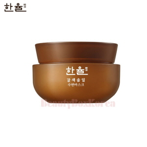 HANYUL Brown Pine Leaves Sleeping Mask 60ml