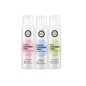 HAPPY BATH Deodorant Spray 150ml, HAPPY BATH
