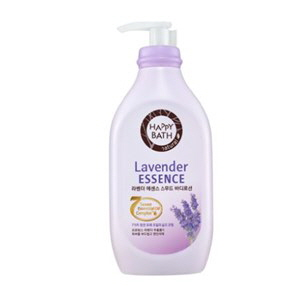 HAPPY BATH Lavender Essence Smooth Body Lotion 450ml, HAPPY BATH