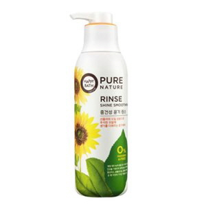 HAPPY BATH SHINE Smoothing Rinse 420ml, HAPPY BATH