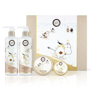 HAPPY BATH Winter Forest Special Gift Set, HAPPY BATH