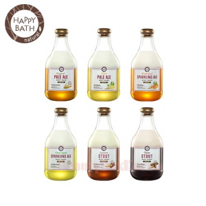 HAPPY BATH Beer Spa Body Wash 300g