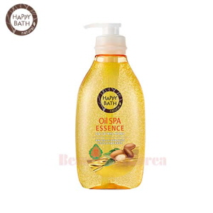 HAPPY BATH Oil Spa Essence Bodywash 500g
