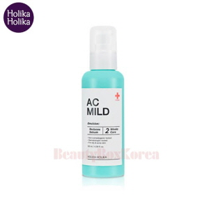 HOLIKA HOLIKA AC Mild Emulsion 130ml,HOLIKAHOLIKA