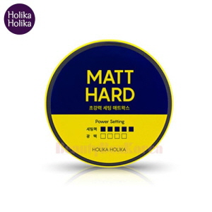 HOLIKA HOLIKA Biotin Style Care Ultra Holiding Matt Wax 80g