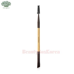 INNISFREE Beauty Tool Dual Eyebrow Brush