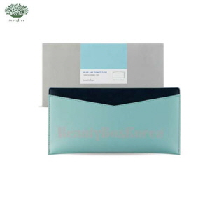 INNISFREE Blue Sky Ticket Case 1ea