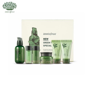 INNISFREE Green Tea Seed Serum Special Set 6items