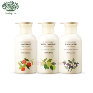 INNISFREE My Perfumed Body Cleanser 330ml