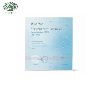 INNISFREE Seaweed Soothing Mask 27g~30g