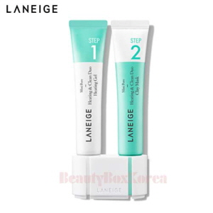 LANEIGE Mini Pore Heating & Clean Duo 15ml*2