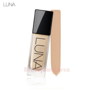 LUNA Long Lasting Foundation 30ml,LUNA