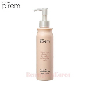 MAKE P:REM Wonderful Me. In-Shower Face Pack 180ml