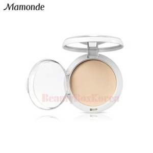 MAMONDE Cover Fit Powder Pact SPF 30 PA+++ 12g