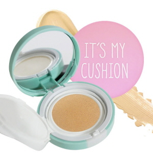 MEMEBOX It'S My Cushion Pact (Case) Set 3 Items, MEME BOX