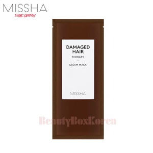 MISSHA Damaged Hair Therapy Steam Mask 45g