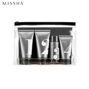 [mini] MISSHA For Men Travel Kit 4items