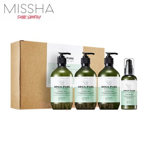 MISSHA Orga Pure Hair Set 4items