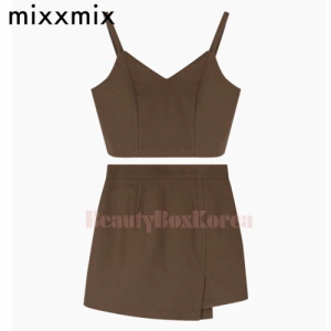 MIXXMIX Past Passion Line Soft Bustier Skirt Set 1ea