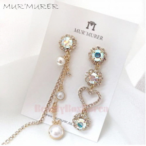 MUR'MURER Date Earrings 1pair