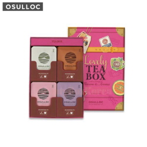 OSULLOC Lovely Tea Box