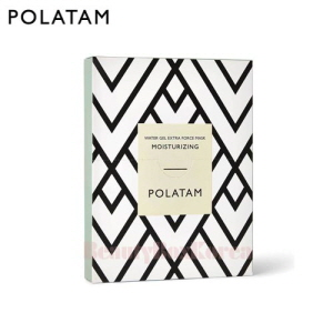 POLATAM Water Gel Extra Force Moisturizing Mask 25ml*6ea